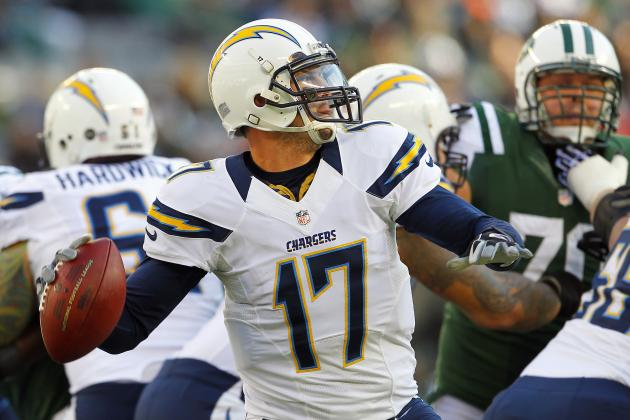 Chargers Insider: Rivers Ready for New