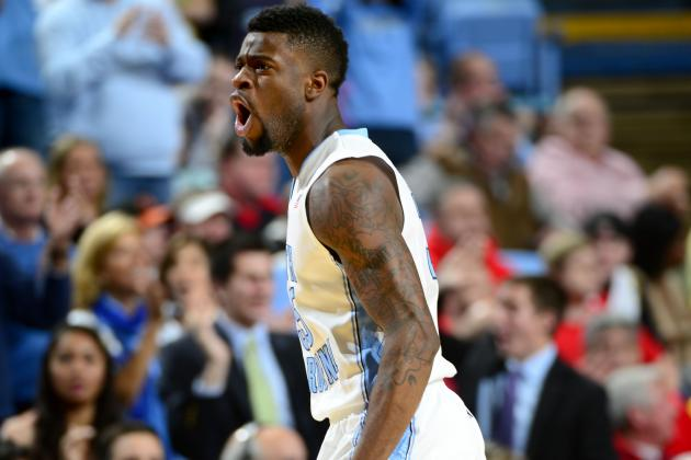 North Carolina Earns 62-52 vs. Maryland Behind Reggie Bullock's Career Day