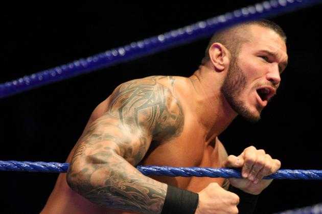 Randy Orton Denies Internet Report
