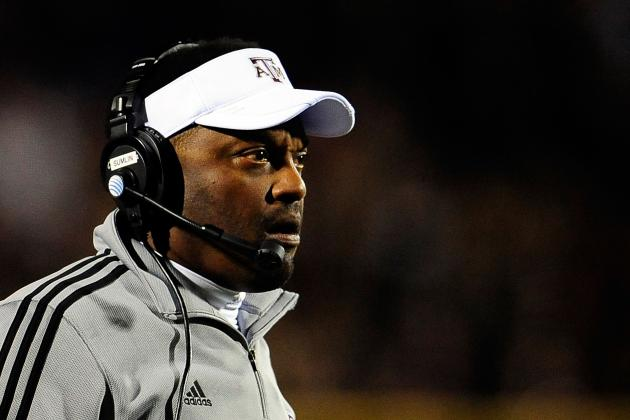 Sumlin Getting Raise, Contract Extension from Texas A&M