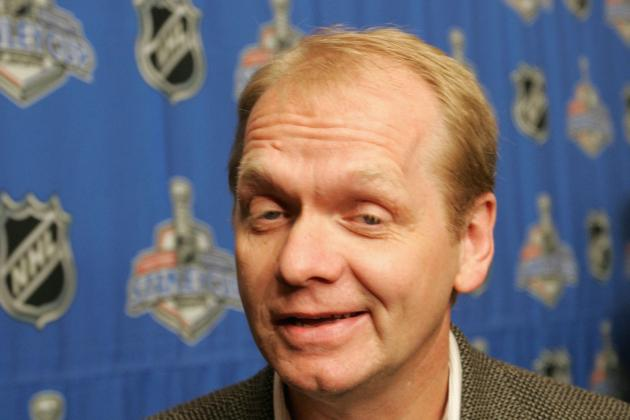 Sabres GM Darcy Regier Receives Contract Extension