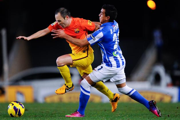 Match Report: Sociedad 3-2 Barcelona