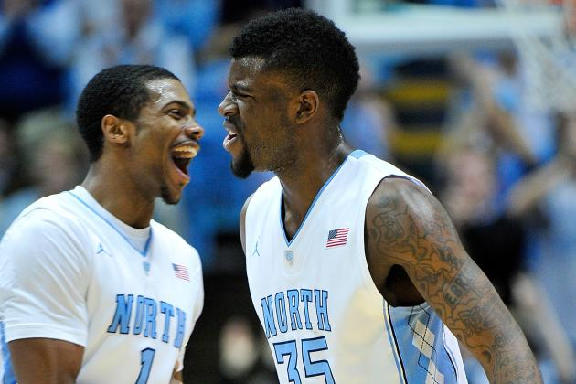 UNC Rides Bullock's Career Day Past Maryland