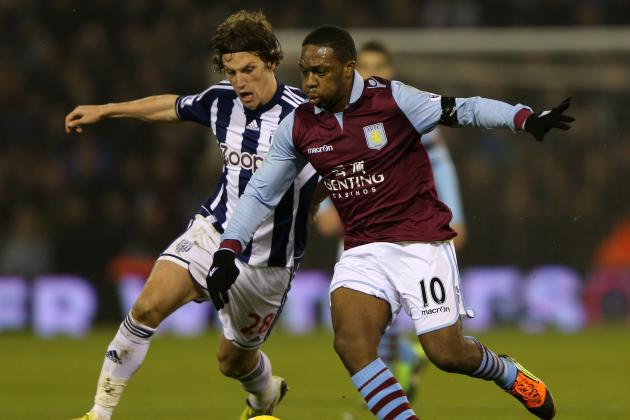 West Brom Fightback Stuns Villa
