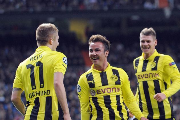 Match Report: Bremen 0-5 Dortmund