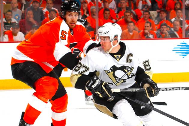 Pittsburgh Penguins Defeat Philadelphia Flyers 3-1 in NHL Season Opener