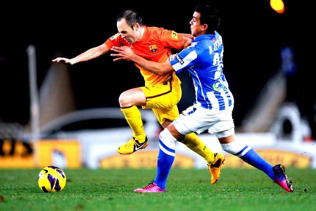 Barcelona vs. Real Sociedad: Twitter Reaction, Postmatch Recap and Analysis
