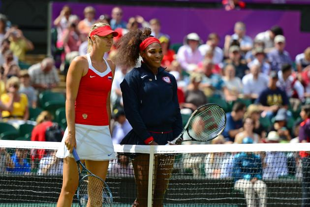 Maria Sharapova Is Destined to Lose to Serena Williams in Another Grand Slam
