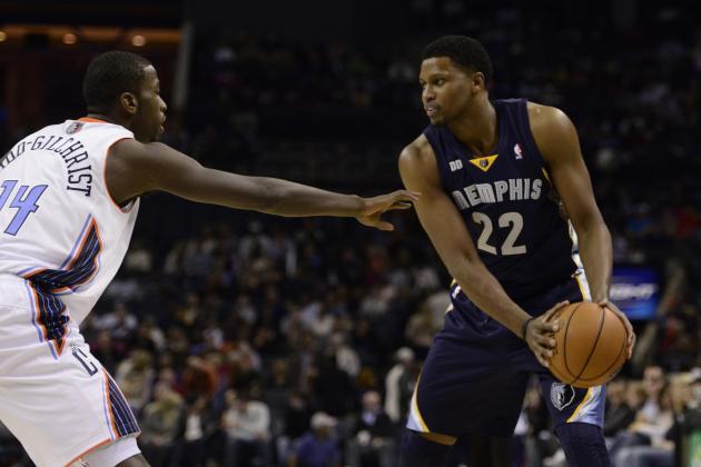 NBA Rumors: Charlotte Bobcats a Perfect Fit for Rudy Gay