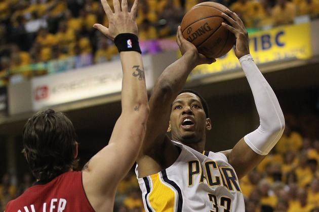 Reports: Pacers May Try to Move Granger, but Don't Bet on It Happening