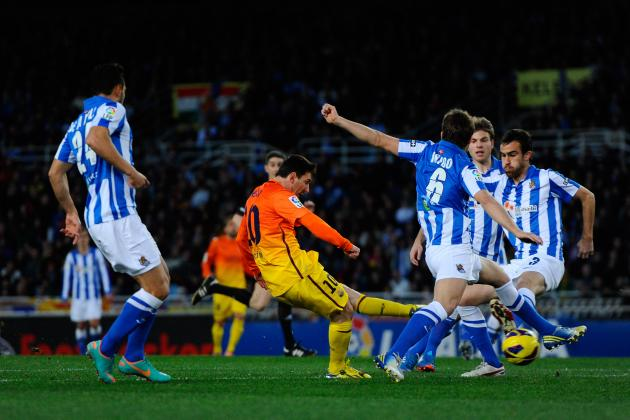 Real Sociedad vs. Barcelona: Why Not in Anoeta?