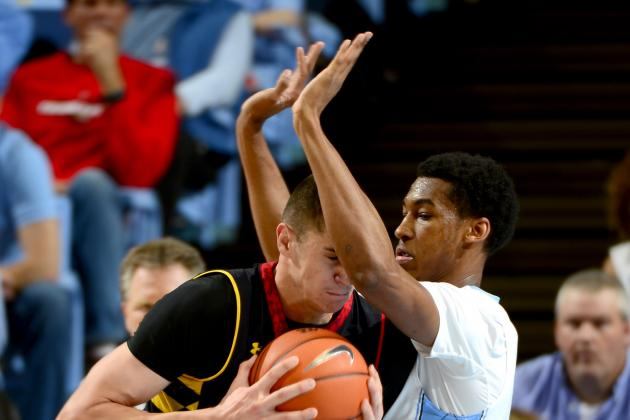Terps Rarely Competitive in 62-52 Loss to Tar Heels