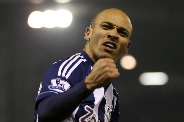 West Brom Come from Two Goals Down to Share Points with Aston Villa