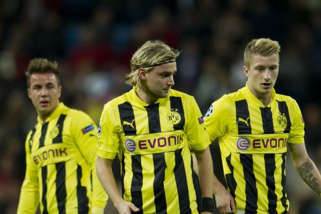 Five-Star Dortmund Thrash Werder