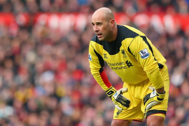 Pepe Reina Double Injury News