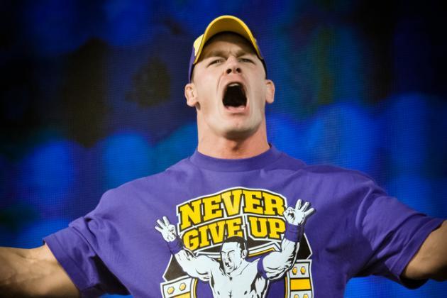 Analyzing the Ludicrous Booking of John Cena