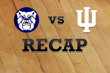 Butler vs. Indiana: Recap and Stats