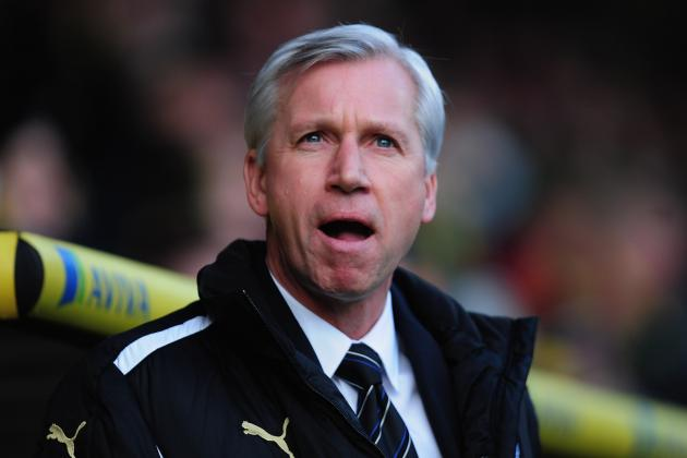 Alan Pardew Admits Newcastles Defeat to Reading Is a Concern