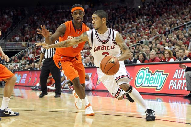 ESPN Gamecast: Syracuse vs. Louisville