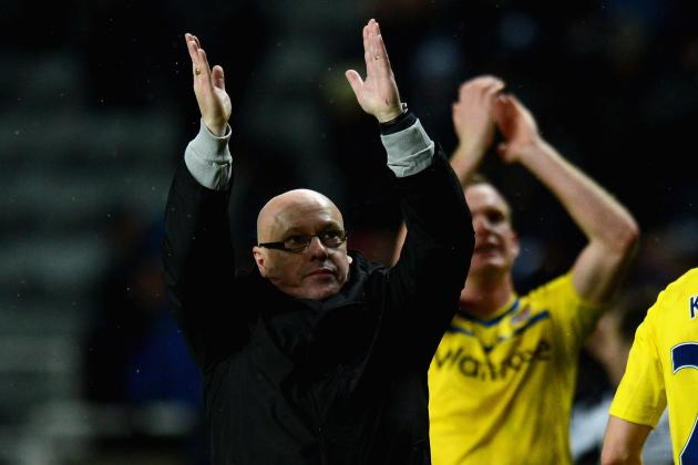 Brian McDermott Hails Reading Win at Newcastle
