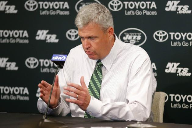 Does Rex Ryan Have Too Much Power in Jets' Personnel Decisions?