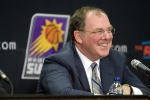Suns President Lon Babby Talks at Length About the Departure of Alvin Gentry