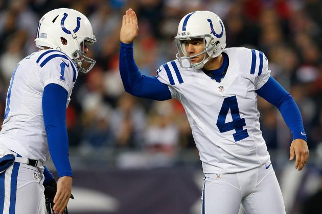 Colts Punter Pat McAfee Nearly Got Catfished, Too