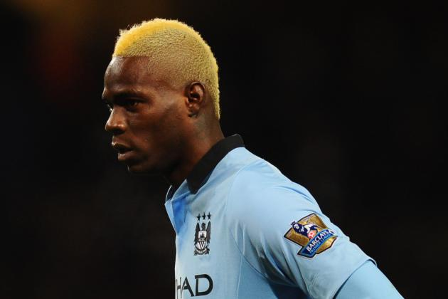 AC Milan Say Manchester City Must Drop Asking Price for Mario Balotelli