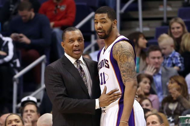 Phoenix Suns Fire Coach Alvin Gentry
