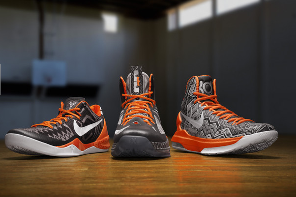 MLK Day NBA Shoes 2013: Full Breakdown of Superstar Nikes Set to Debut Monday
