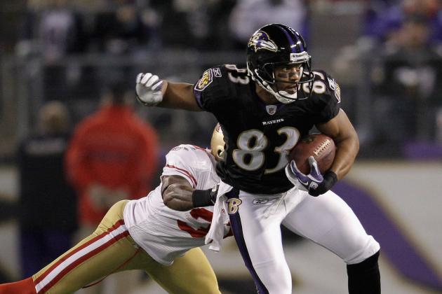 Ex-Ravens WR Evans Still Feels Part of Team