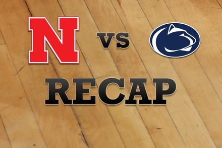 Nebraska vs. Penn State: Recap and Stats