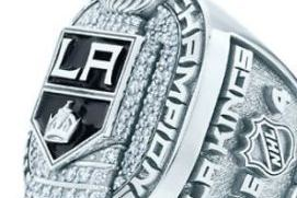 Take a Look at Kings' Stanley Cup Banner, Rings
