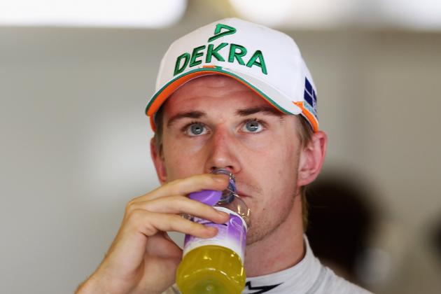 I'm Not Team Leader -- Nico Hulkenberg