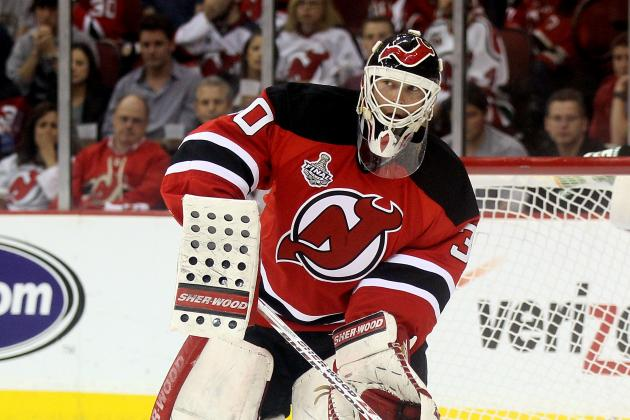 Devils: Martin Brodeur Won't Have Final Say on How Many Games He Plays
