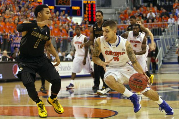 No. 10 Florida 83, No. 17 Missouri 52
