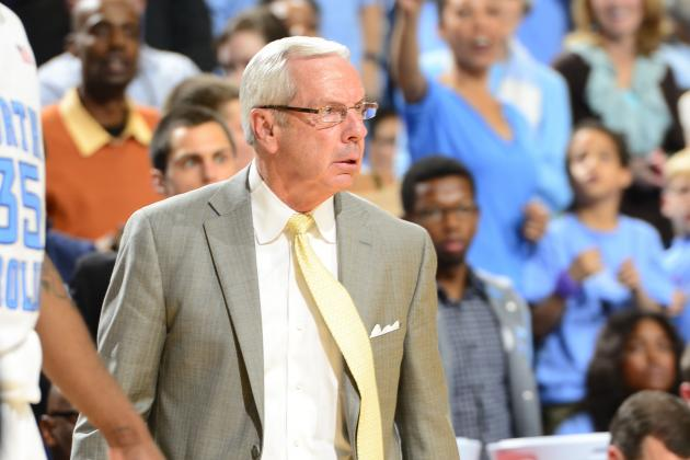 UNC Runs Past Maryland