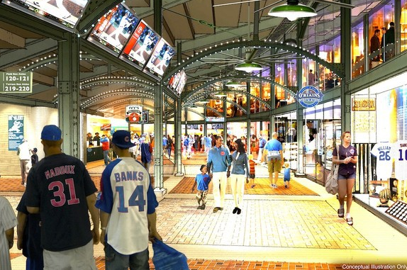 Wrigley Field to Get a $300M Makeover over 5 Years