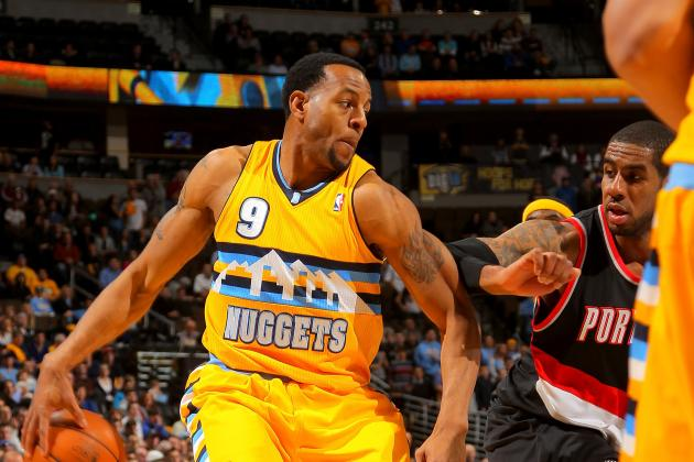 Denver Nuggets SG Andre Iguodala Said He's Behind the Curve