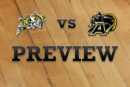 Navy vs. Army: Full Game Preview