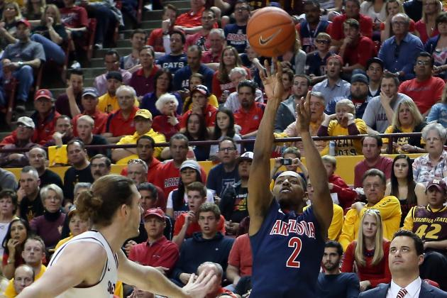 Lyons Nets 24 to Boost No. 7 Arizona by ASU