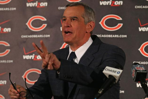 Bears Coach Marc Trestman Has Made Fast Turnarounds a Habit