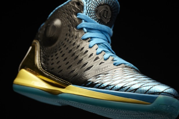 Adidas and Derrick Rose Launch D Rose 3.5