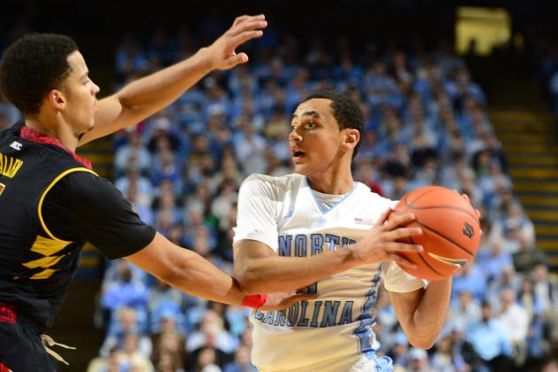 Sloppy Terps Can't Keep Up with North Carolina in 62-52 Loss