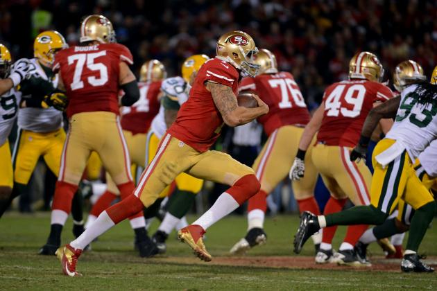 Why San Francisco 49ers Should Play a Better NFC Championship Game