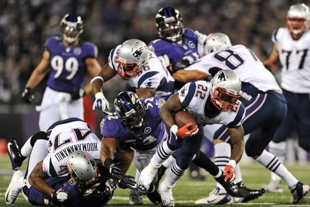 Ravens-Patriots Game Could Come Down to Battle on the Line