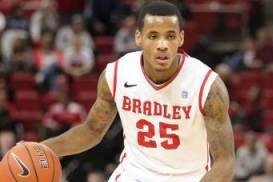 Walt Lemon Buzzer-Beater Propels Bradley Past Missouri State