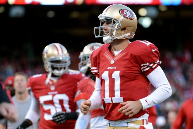 3 Teams Who Must Pursue 49ers QB Alex Smith