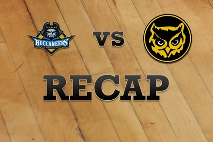 East Tenn State vs. Kennesaw State: Recap and Stats