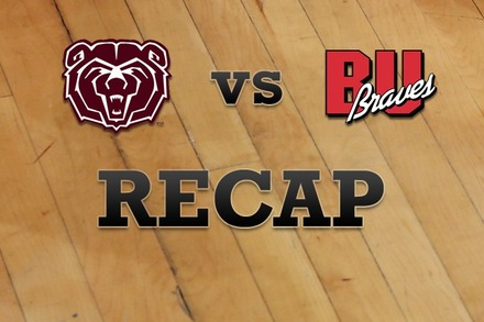 Missouri State vs. Bradley: Recap and Stats